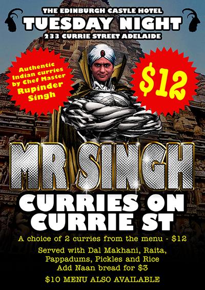 poster - mr singh